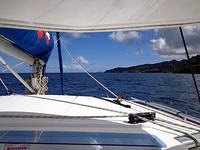 Month at Sea - Grenada to the BVI