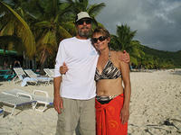 Thanksgiving Week with Family - BVI 2013